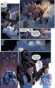 Han-solo-princess-leia-and-chewbacca-wielding-lightsabers-1