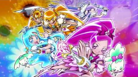 Heartcatch Pretty Cure Vocal Album Track 5 More Smiles More Happiness