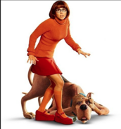 Live Action Velma with Scooby