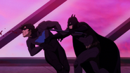 Nightwing vs Batman BMBB 5