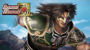 Dynasty Warriors 9 - Wei Yan's End (Roar of Virtue)