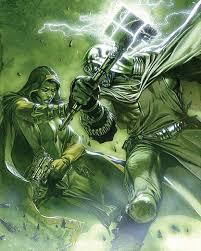 Gamora vs ronan