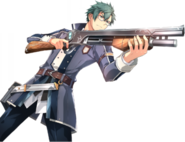 Machias Regnitz- Combat Mode