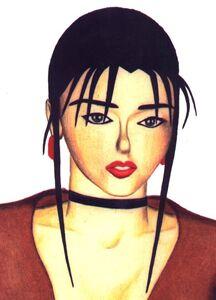 Michelle Chang of Tekken 02 by SyrenKawaguichi