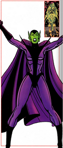 S'Byll the Skrull Empress (All-New Official Handbook of the Marvel Universe Vol 1 9)