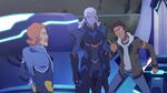 VLD - Coran, Lotor and Lance