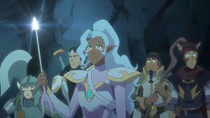 VLD - Pidge, Shiro, Allura, Hunk and Lance