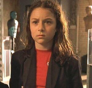 Carmen Cortez in the 1st Spy Kids film