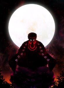 Gyomei praying