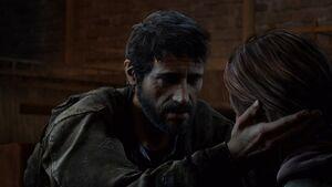 Joel-comforting-Ellie