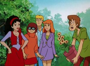 Scooby-doo-gang