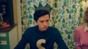 Season 1 Episode 7 In a Lonely Place classic Jughead 1