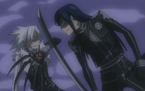 Allen and Kanda
