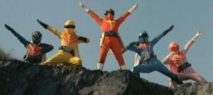 Goranger in jakq