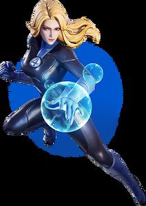 Invisible Woman Marvel Super War