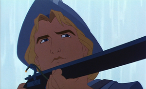 John Smith Does not Intend to Shoot.