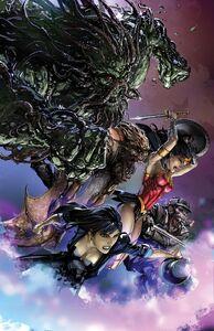Justice League Dark Vol 2 6 Textless Variant