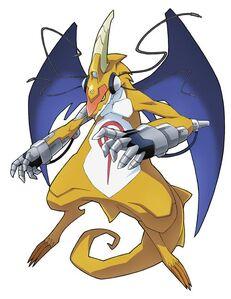 Kururu dragon