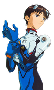 Shinji ikari render by justrainbowf-d606pmi