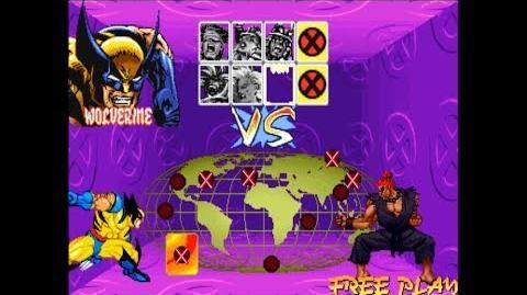 X-Men Children of the Atom - Wolverine
