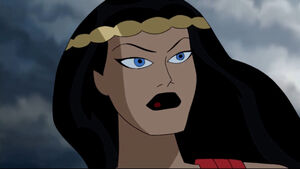 Big Barda (Justice League Unlimited)