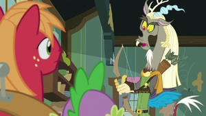 Discord you did summon me for S8E10