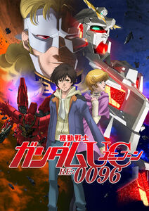 Gundam Unicorn Re Poster