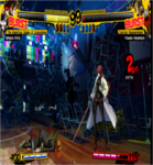 Mitsuru defeats Yosuke
