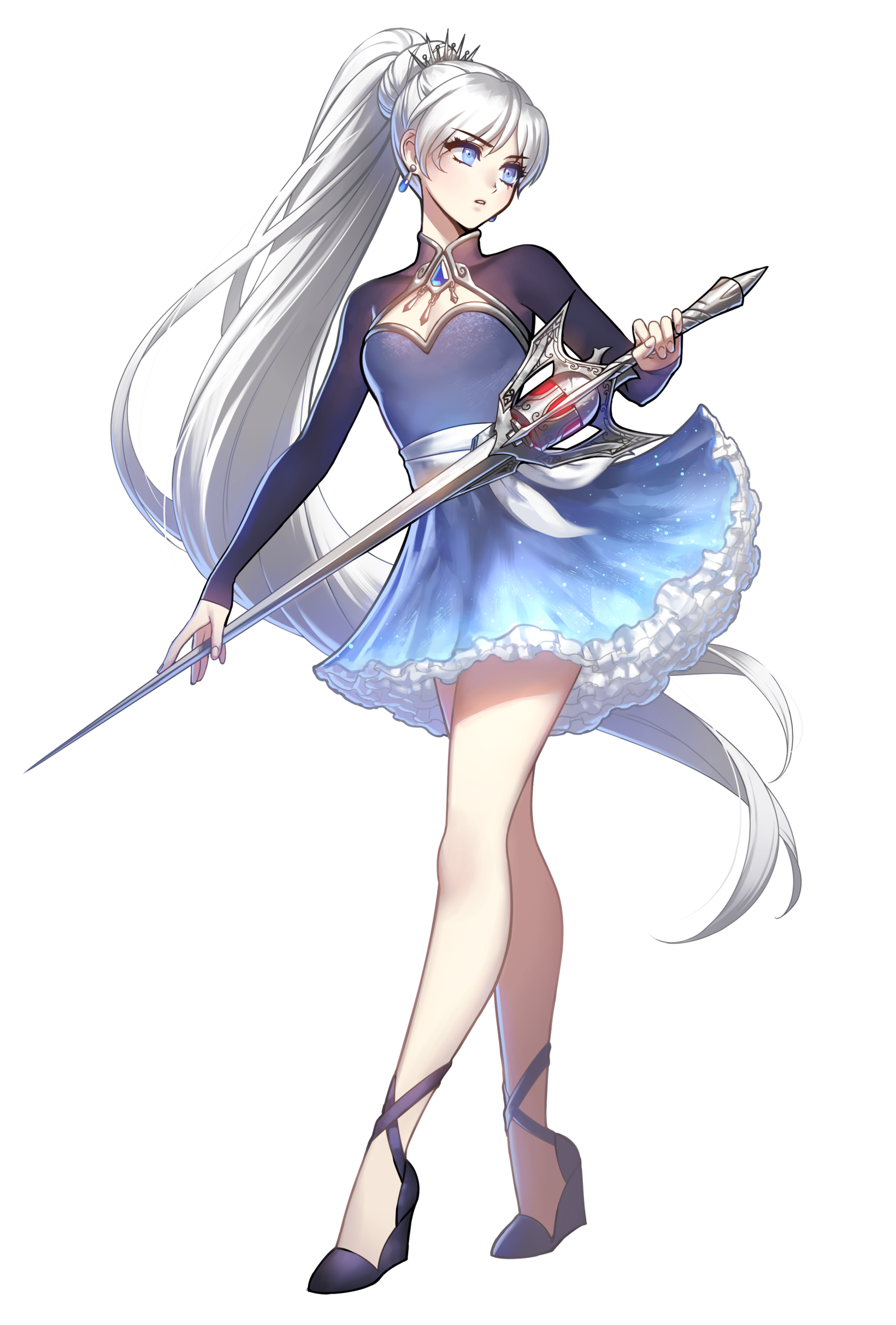 Image result for weiss rwby