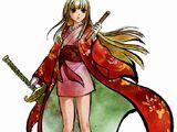 Suzu (Samurai Shodown)