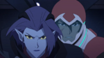 Acxa and Keith (Before the boom)