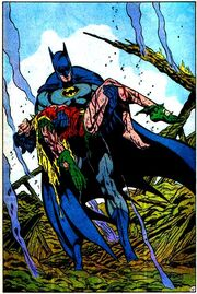 Death of Jason Todd 01