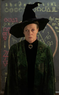 McGonagall the Withch
