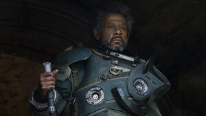 Saw Gerrera older