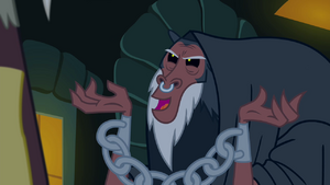 Tirek --nothing would give me greater pleasure-- S4E25