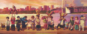 12 DigiDestinds and their Digimon Partners
