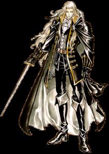 Castlevania-SOTN Alucard
