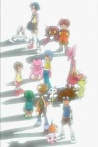 DigiDestineds, Digimon and Homeostasis
