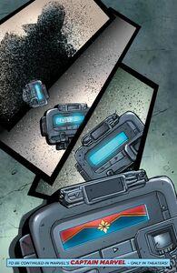 Marvel's Captain Marvel Prelude 20