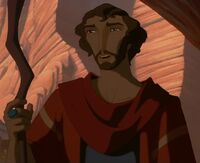 Moses (The Prince of Egypt)