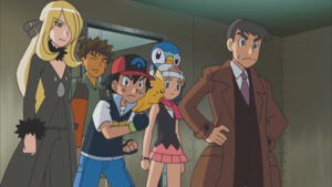 Our Heroes with Looker and Cynthia