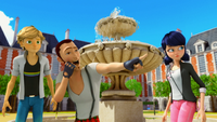 Stormy Weather - Adrien and Marinette 00