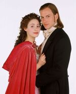 Christine and Raoul together
