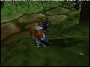 Conker's Bad Fur Day conker vs the zombies