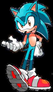 Mobius Sonic