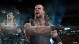 The Undertaker WWE Smackdown Vs. Raw 2008