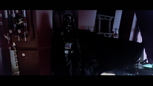Darth Vader wind