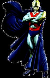 Martian Manhunter Post-Crisis DC Comics