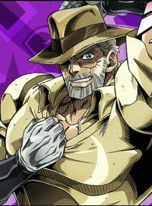 Joseph Joestar Anime SC