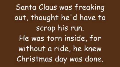 Perry salvó la Navidad